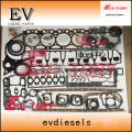 VOLVO BF4M2011 head cylinder gasket overhaul rebuild kit
