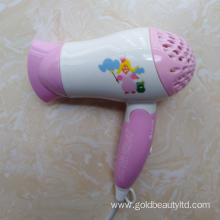 Special Designed Cartoon Painting 1200W Children Hair Dryer