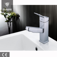 Hot sale for Wall Mount Bathroom Faucet Contemporary single handle basin mixer wash basin faucet supply to United States Factories