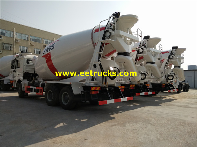 Beton Transport Mixer