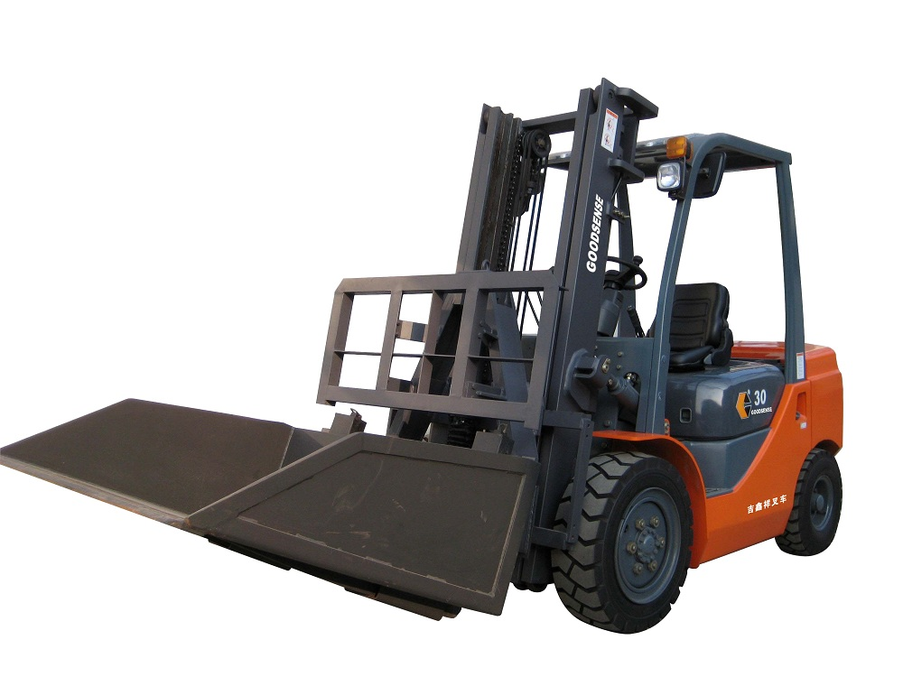 Economic Forklift Attachment