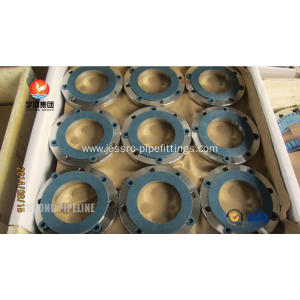 Discount Price for  Steet Flanges Duplex Material A182 F53 UNS S32750 supply to Canada Exporter