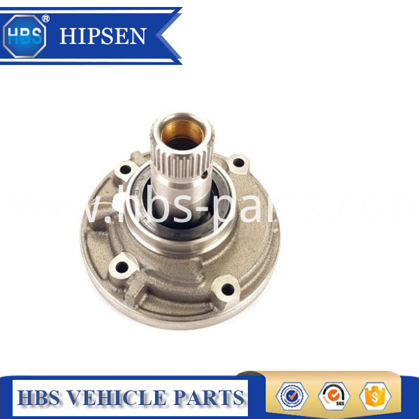 JCB spare parts oil pump