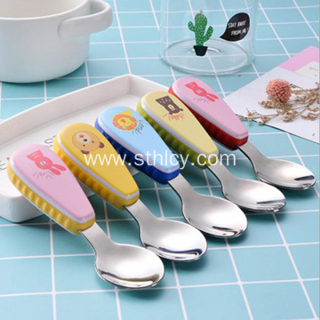 Cartoon Children's Tableware 304 Stainless Steel
