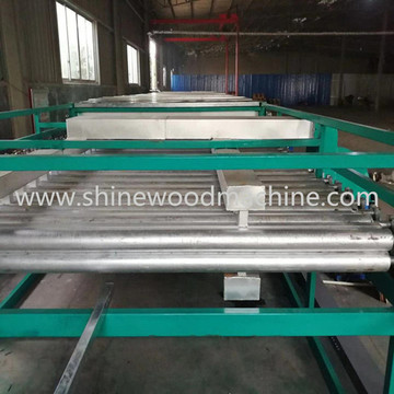 Veneer Roller Dryer Machine