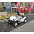 patrol golf cart with ce for patrol