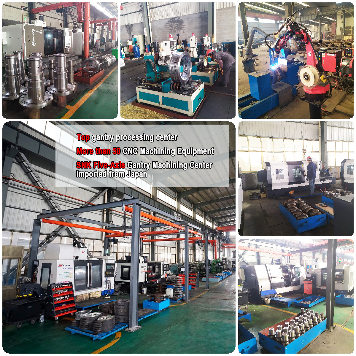 YULONG CNC machines
