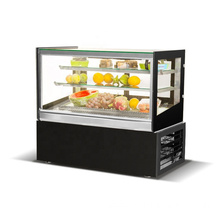 Bakery equipment commercial display cake refrigerator 900mm