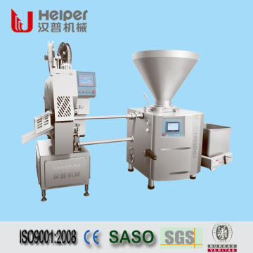 Industrial Automatic Sausage Double Clipper