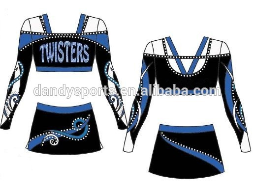 sublimation cheer uniform