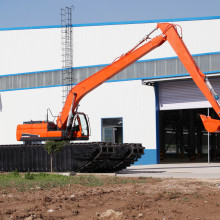 Medium Amphibious Excavator Sale
