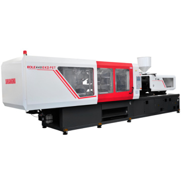 PET injection blowing moulding machine