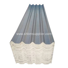 Colorful Sound Insulation Mgo Roofing Sheet