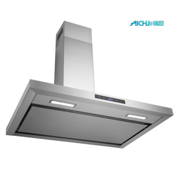 Range Hood with LED Lights StainlessSteel In Brushed