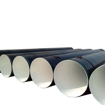 Large Diameter Ceramic Epoxy Coating Api Steel Pipe
