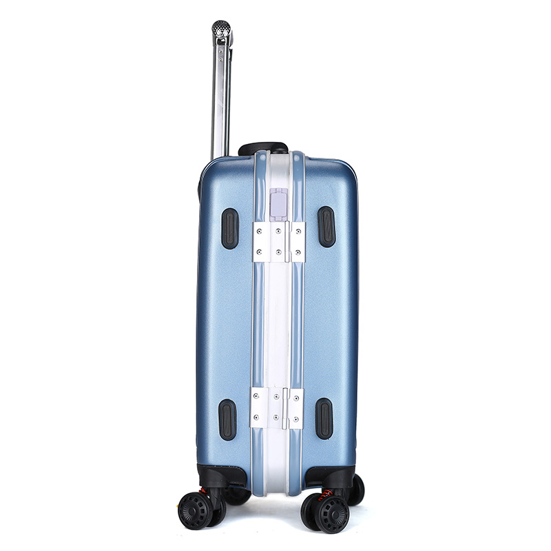 ABS plastic travel suitcase luggage6