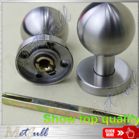 Modern Minimalist Design Steel Spherical Handle