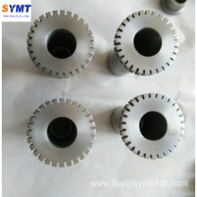 99.95% pure polished ASTM B387 Molybdenum part