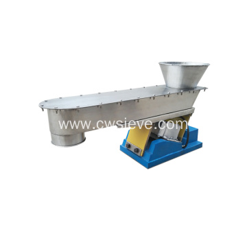 Small electromagnetic vibrating feeder feeding machine