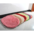 Long Red Bathroom Rugs Oval Tub Mat