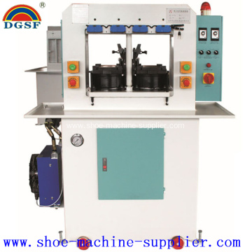 High Quality Industrial Factory for Sole Processing Machine Big Power Double-Station Insole Moulding Machine BD-316E supply to Japan Supplier