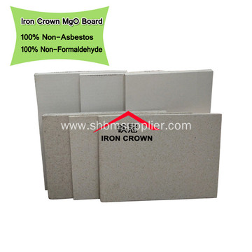 Moistureproof Wall Panel Soundproof Mothproof MgO Board