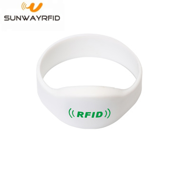 programmable rfid tag 125KHz bracelet wristband rfid chip