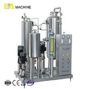 Carbonated Drink Liquid Mixer Machine