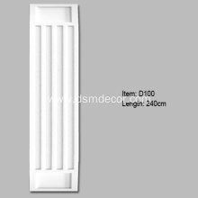 Special for Sliding Door Panels Popular Decorative Columns Pillars supply to Germany Importers