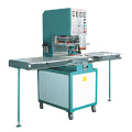 Sliding table high frequency welding machine
