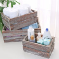 Cheap wholesale vintage Farmers Market Wooden Kitchen Wine Crate