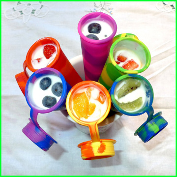 Fast Delivery for Ice Ball Mold BPA Free Reusable Silicone Ice Cream Sticks Mold export to Iran (Islamic Republic of) Exporter