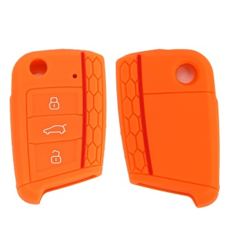 Sesebelisoa sa Wholesale Silicone Car Key For Golf 7
