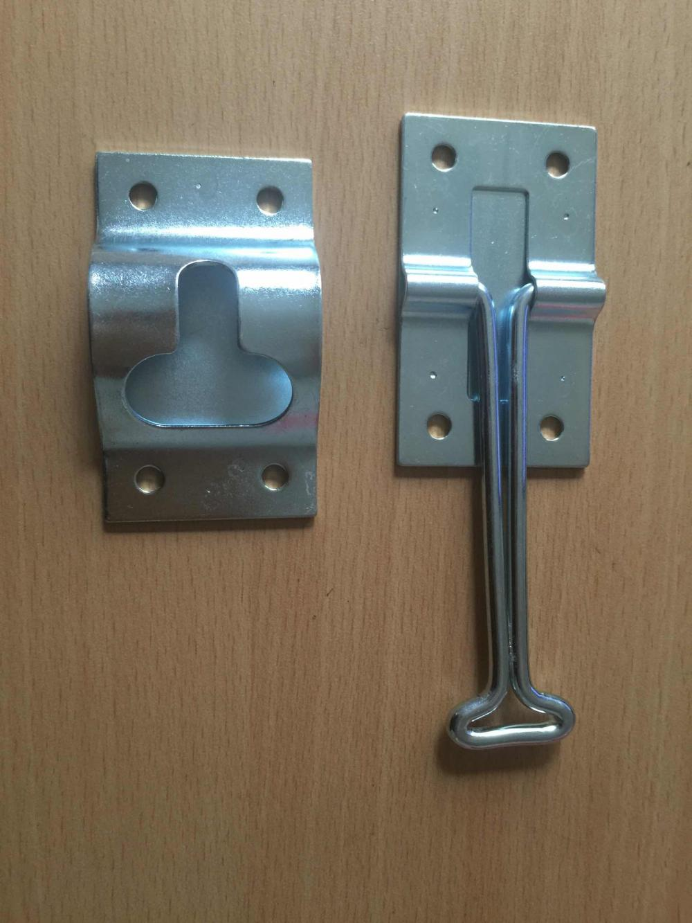 Metal T-Style Door Holder Entry Door Catch fits