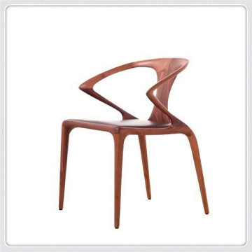 Modern Nordic style Woodern Dining Chair