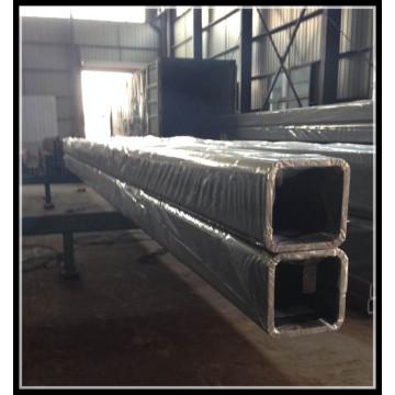 80x120mm Seamless Rectangular Pipe for Advertising Board