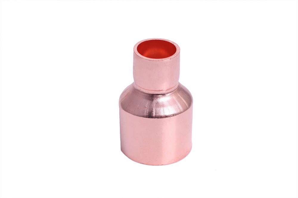 Refrigeration copper fitting reducer coupling