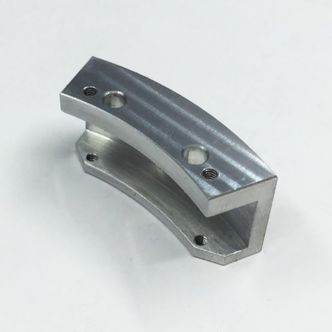 aluminum curved parts