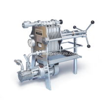 Pharmacy Frame Stainless Steel Filter Press