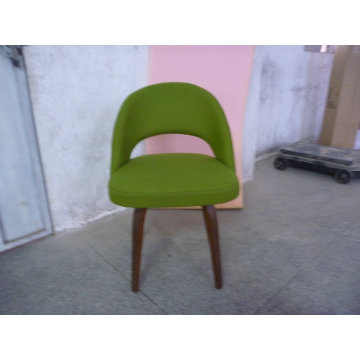 Saarinen Executive Armless Chair contemporary dining chair