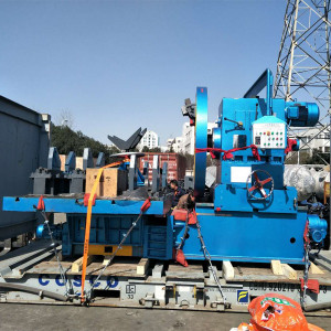 Factory supply electric power beveling machine