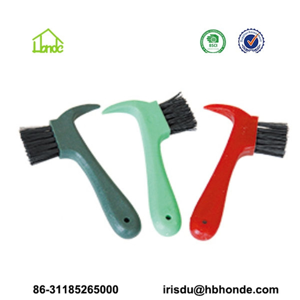Horse Cleaning Tool Plastic Hoof Pick