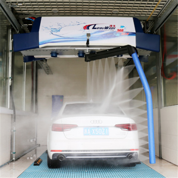 Leisuwash 360 automatic car wash machine cost