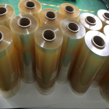 Food Grade PVC Cling Film Jumbo Roll