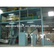 SS spunbond nonwoven fabric production line