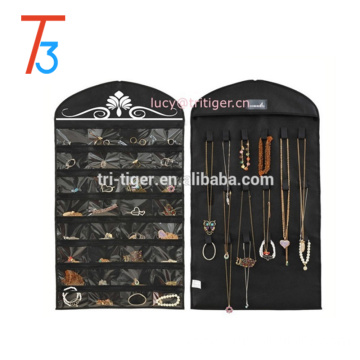 Dress Style Jewelry Rack Organizer Storage Earring Necklace Holders Display