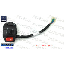 Factory Price for Benzhou Handlebar Switch BAOTIAN BT49QT-20cA4(5E)L. Handle Switch Assy (P/N:ST06030-0003) Top Quality supply to Germany Supplier