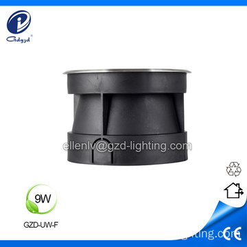 Top quality DC12V 9W underwater pool lights