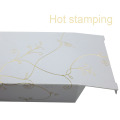 Hot Foil Soap Foldable Perfume Paper Box