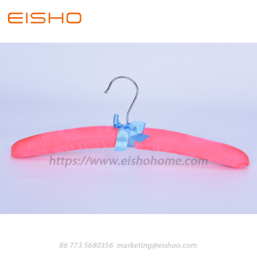 EISHO Red Padded Coat Hanger